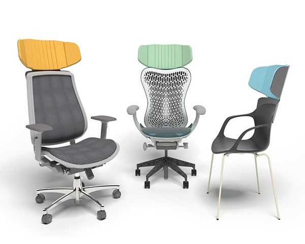 MUSE - A New typology of office furniture