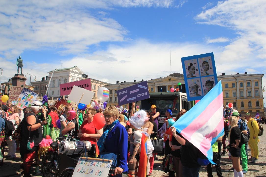 Hki Pride 2015 parade