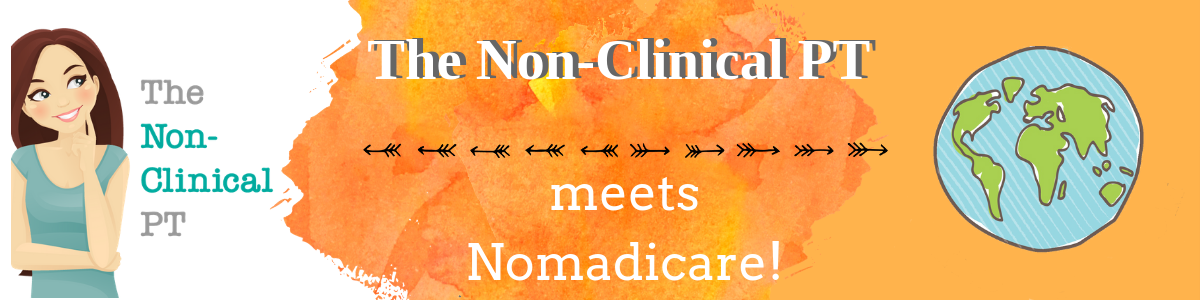 Nomadicare +  The Non-Clinical PT
