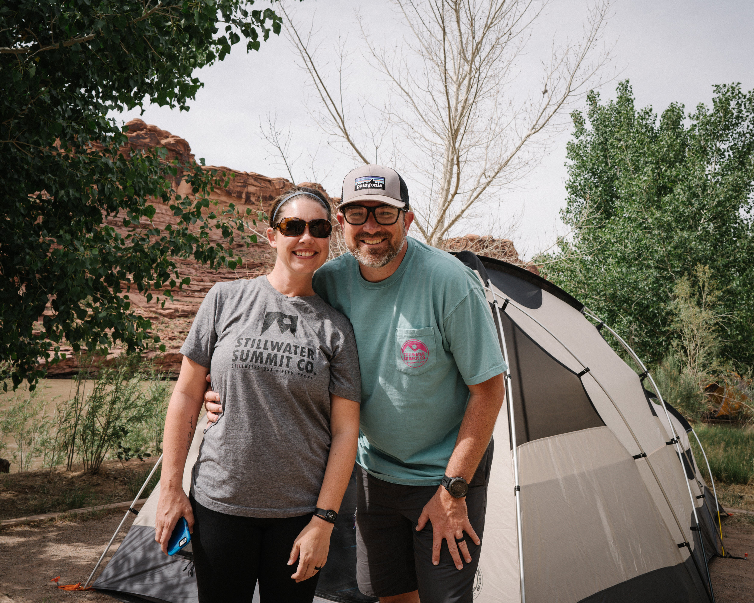 Summit's Owners - Brady & Ashley Moore (Moab, UT)