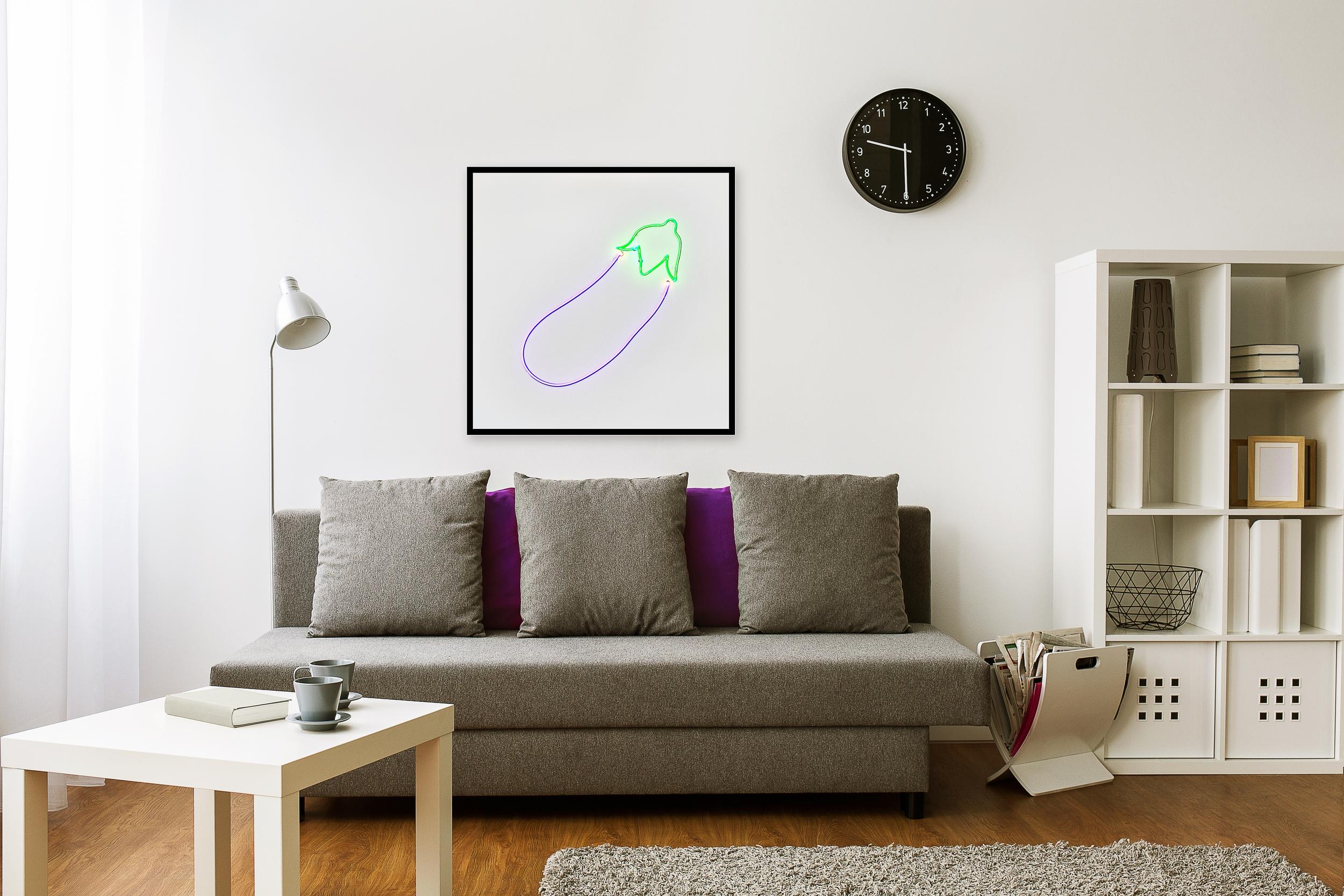 Bright living room for those who seek harmony
