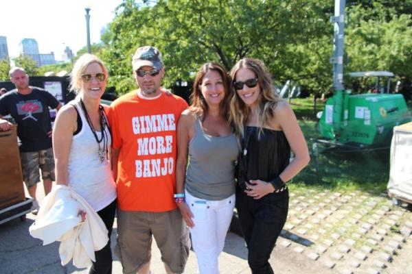Michaela & Court Yard Hounds at Lollapalooza