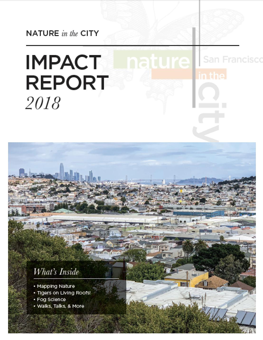 NTC 2018 Impact Report