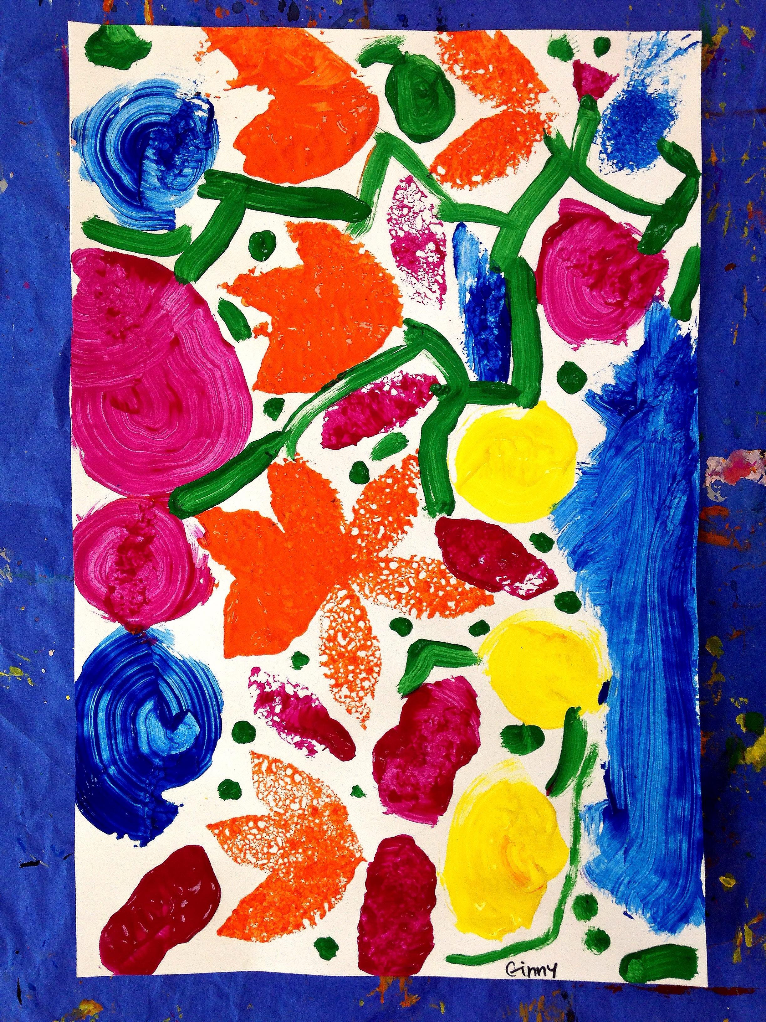 1st Grade work.