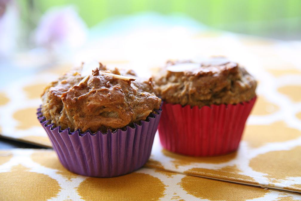 Sweet Sundays Baking Co. Plantain Nut Muffins         Photo Credit: Marra Chinn Allen