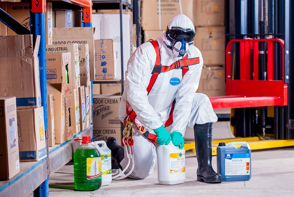 Respirator Fit Testing Charlotte, Asheville, Greenville, Knoxville, Winston-Salem, OSHA Training, EHS consulting