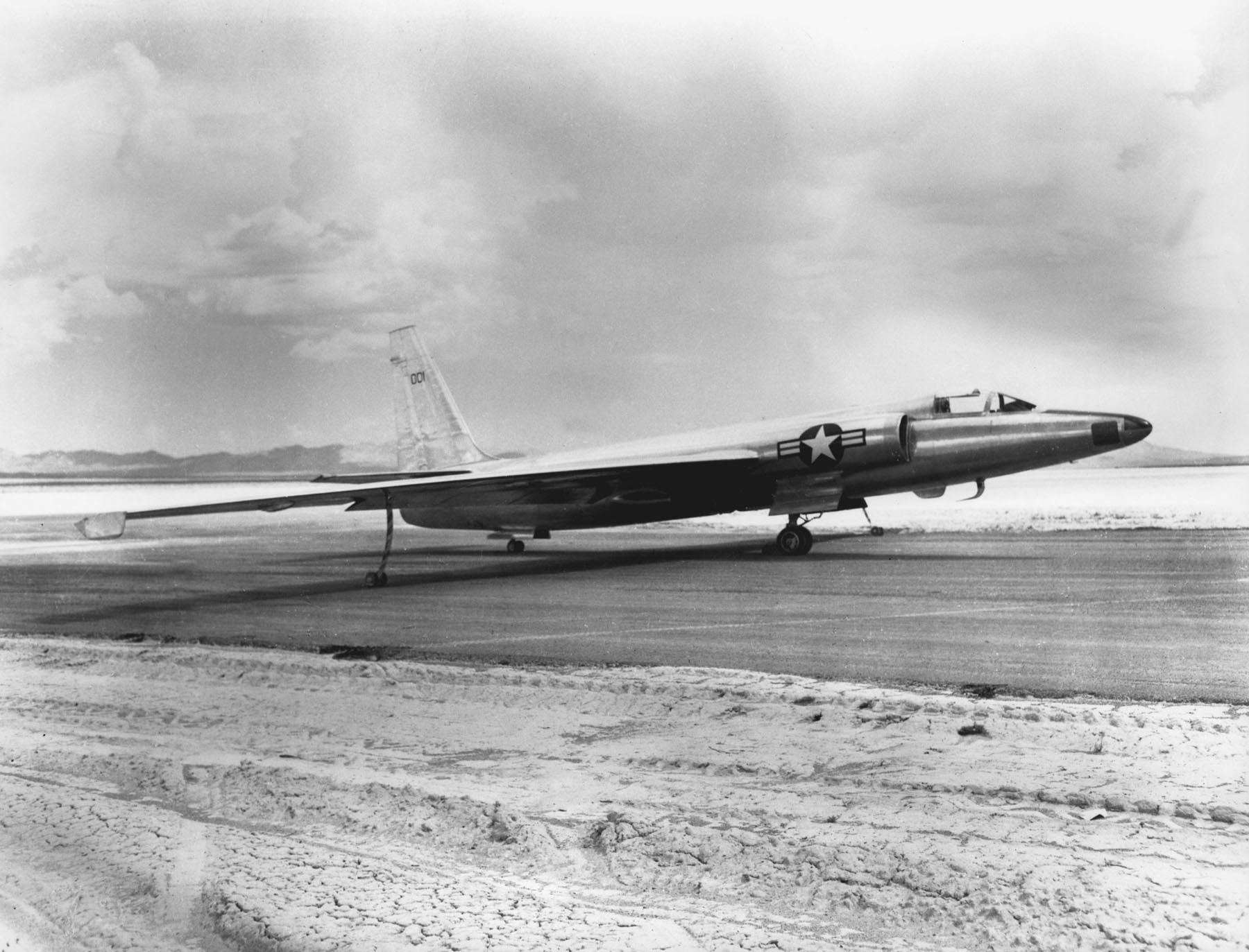 The first U-2 Produced