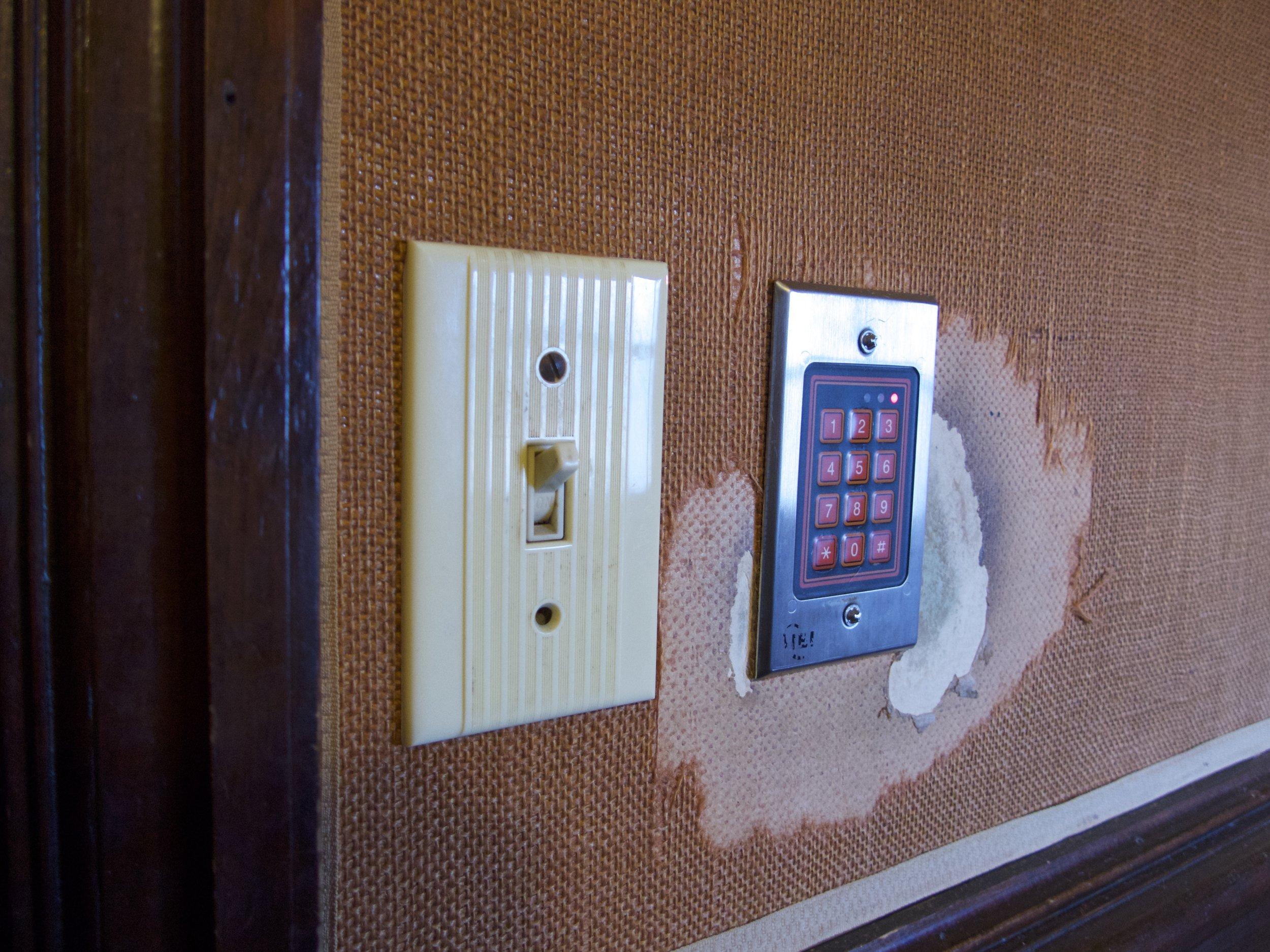 Original Security System