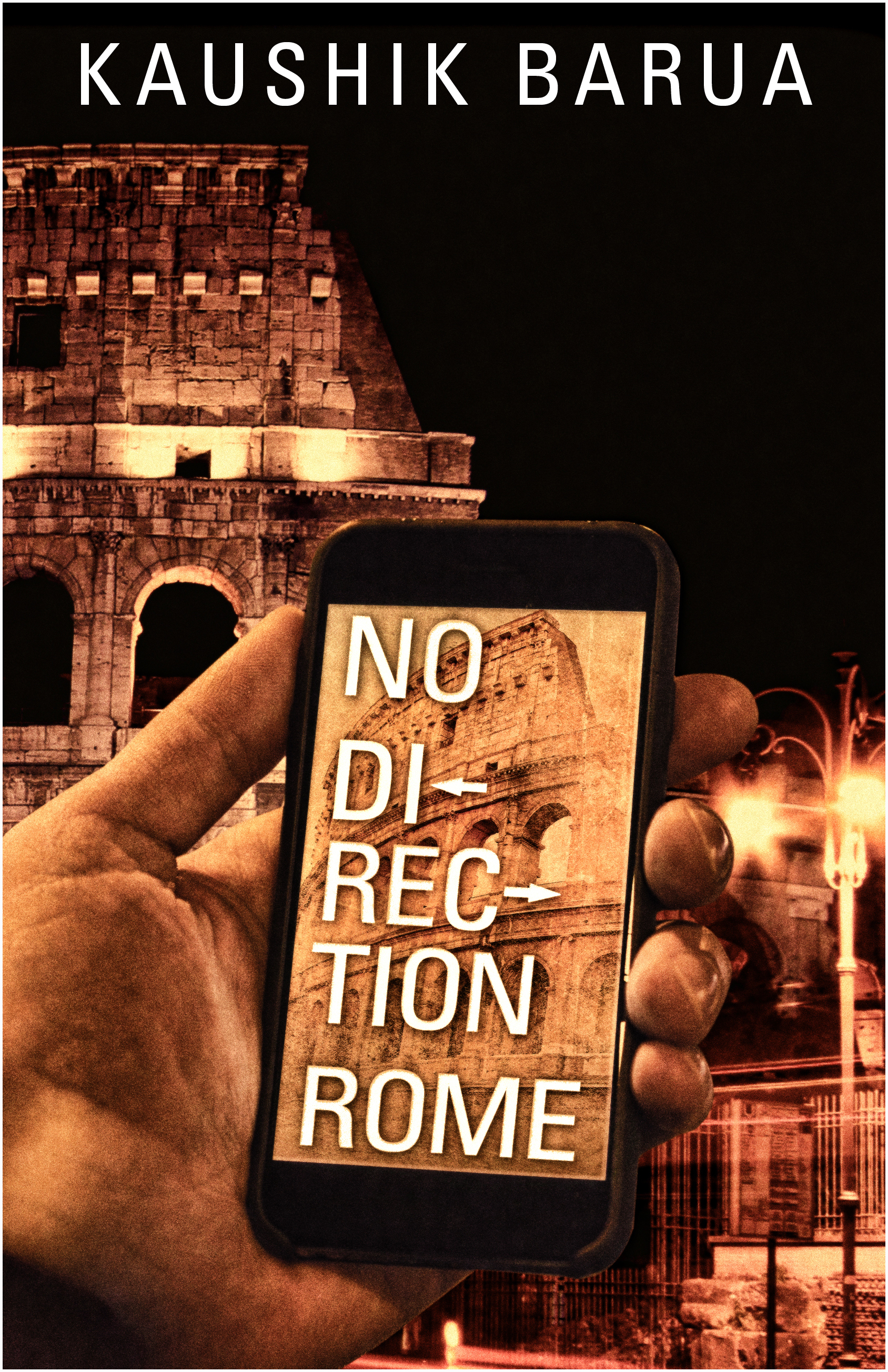 No Direction Rome