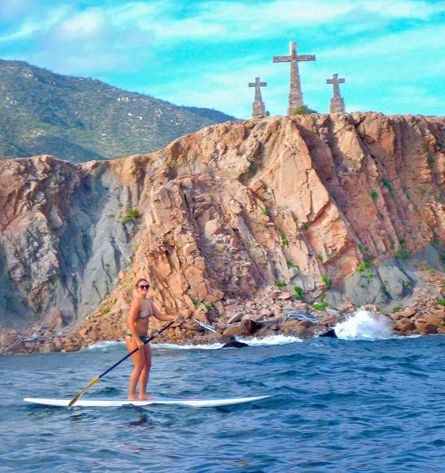 kayaking and s.u.p. - Rancho de Las Cruses provides a fleet of sea kayaks and stand up paddle boards that guests can take exploring. These water toys are a great way to get up close and personal with the diverse and exciting sea life.