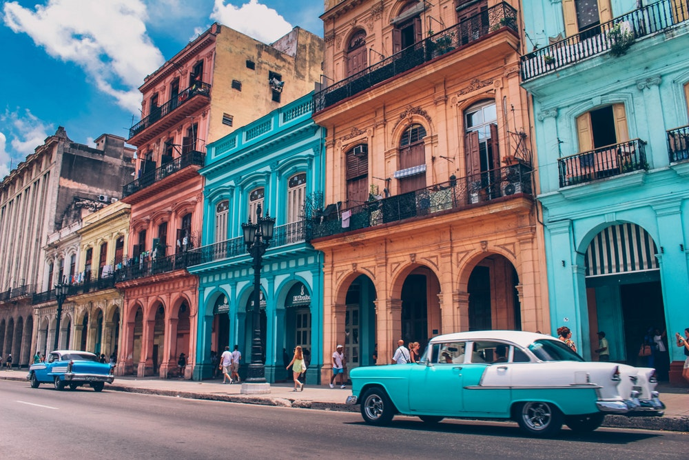 ¡Viva Cuba!  SOLD OUT   April 21-28, 2019 | Havana, Cuba