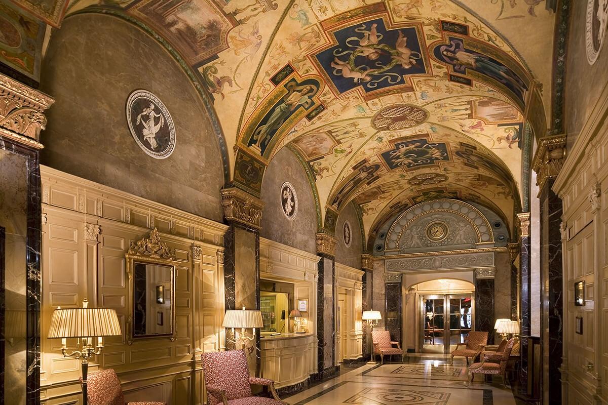 (c) The Sherry Netherland Hotel