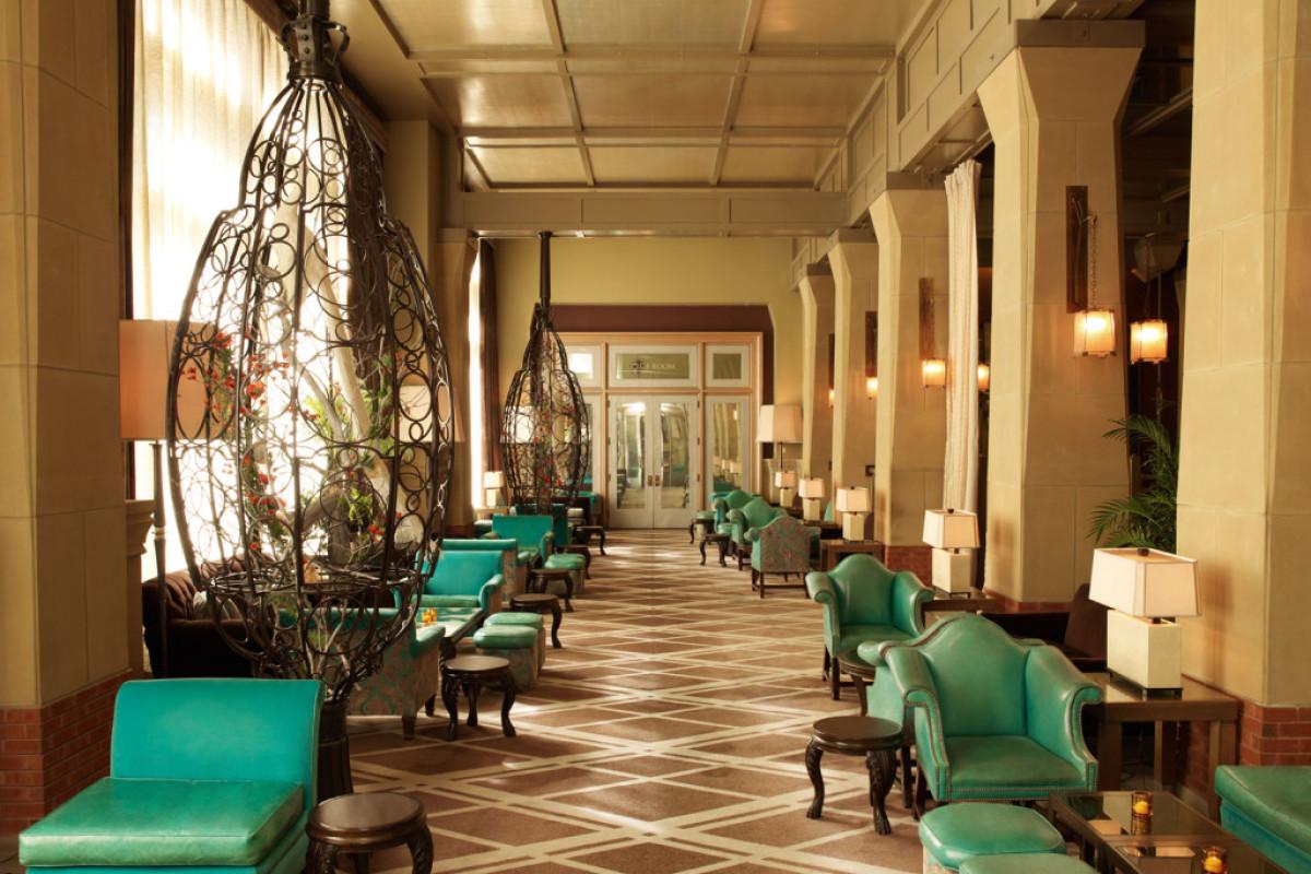 (c) Soho Grand Hotel