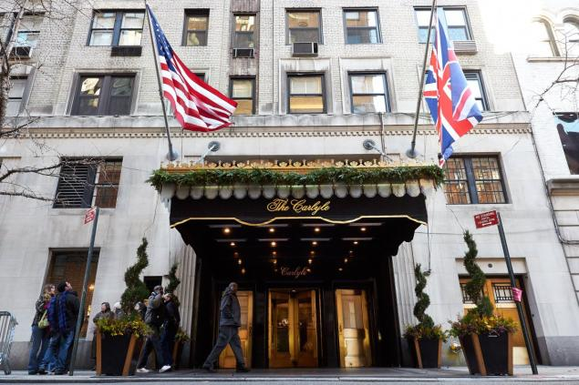 (c) The Carlyle Hotel