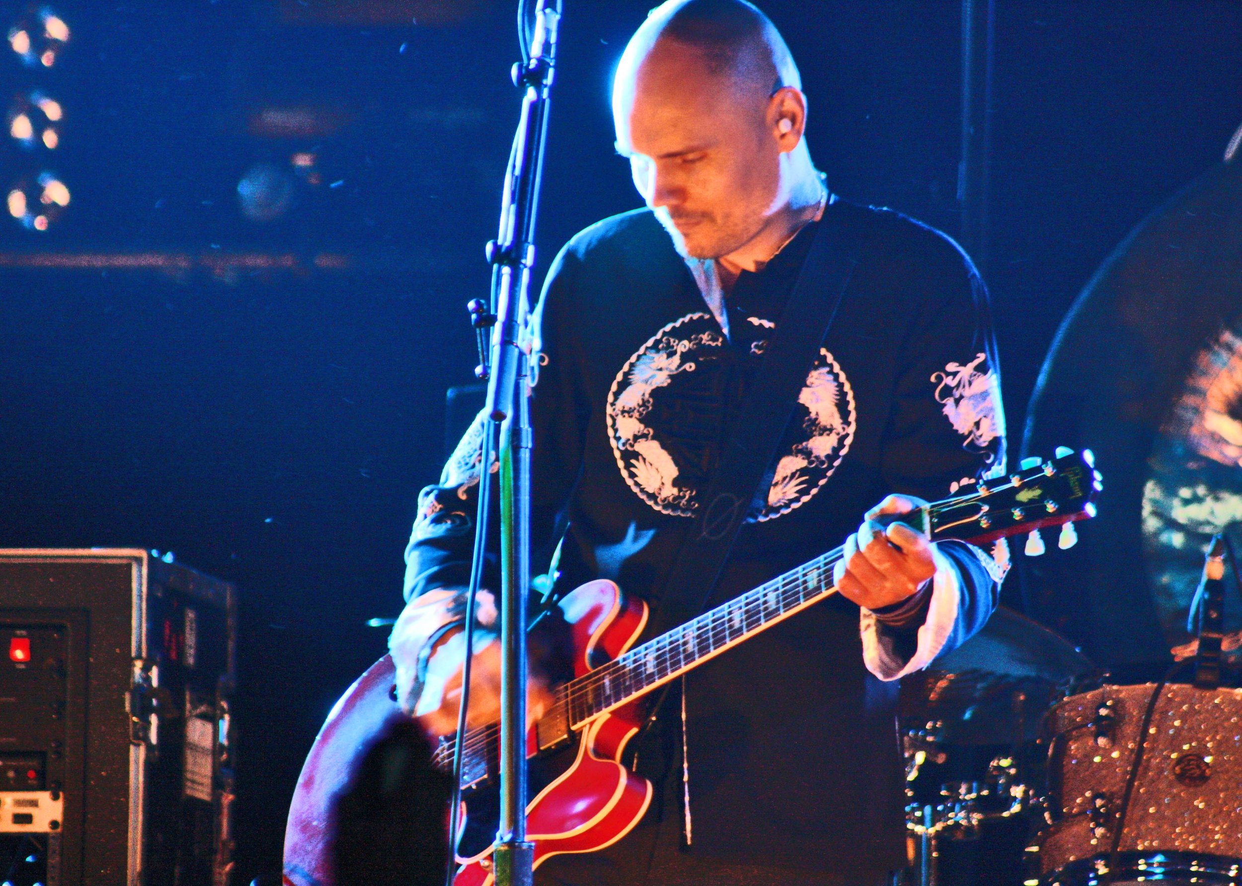 Smashing Pumpkins: Billy Corgan owns and uses various ZVEX pedals