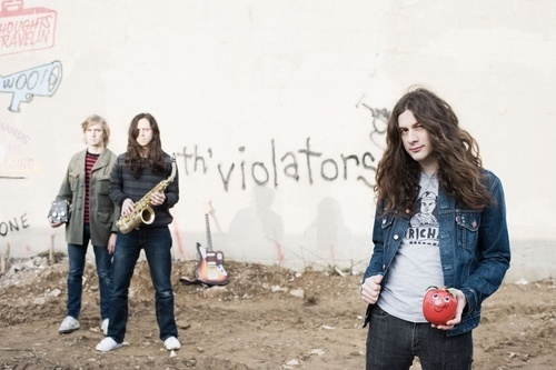Kurt Vile & The Violators use a Box of Rock