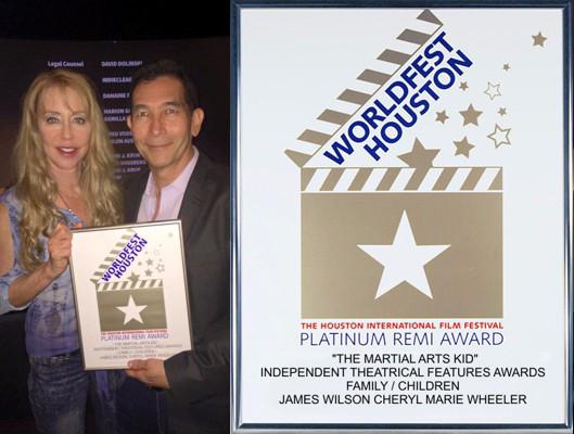 Producers Cheryl Marie Wheeler and James Wilson