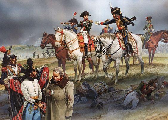 Napoleon's greatest victory - Austerlitz. Courtesy: Wikipedia/Public Domain