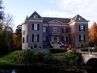 The Huis Doorn in Doorn, Netherlands. Wilhlem's new palace