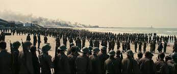 The scope of  Dunkirk was undeniably impressive, but unfortunately big scenes like these dominated the smaller and more intimate opportunities to get to know the characters, with the result that our three soldiers felt just as impersonal as this cloud of men by the end of the experience.