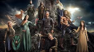 Won't be long before the epic drama of Ragnar Lothbrook and company is presented as a documentary. It'd at least be closer to history than what they're doing now...