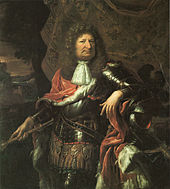 Frederick William, the Great Elector of Brandenburg. One of many great leaders of the period. His death in 1688 marked the end of 48 year rule which saw Brandenburg-Prussia lifted out of poverty and into the world stage.