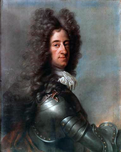 Speaking of strong characters and the Siege of Vienna, the Electors of both Bavaria (Max Emmanuel, pictured) and Saxony (John George IV) would play a pivotal role in arming their states and sending these forces to aid the Emperor in 1683.