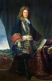It's all Vauban's fault! In fact, Vauban is often the forgotten genius of Louis' era - the man who so insulated France that Louis was able to get away with plunging his realm into so many terrible wars.