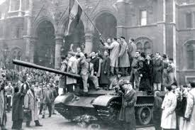 For all their incorrect use of 'Peoples' in the context of dictatorship, the Hungarian Revolution was truly a Peoples' Revolution.