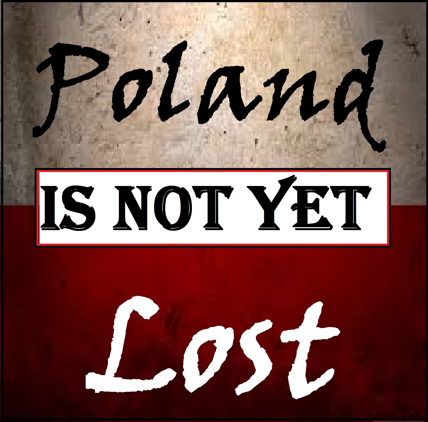Poland Is Not Yet Lost will involve us travelling to the Polish-Lithuanian Commonwealth in the 18th century, as we try to ascertain how this enormous, cultured, vibrant state vanished off the map of Europe by 1795. I hope you'll tune in!