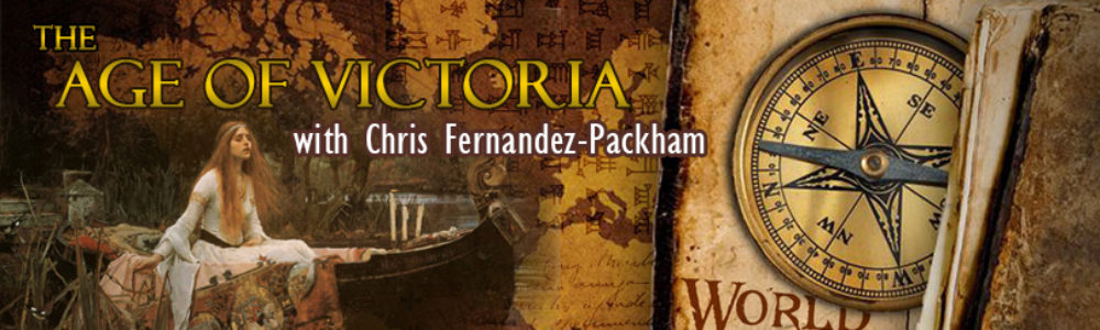 Remember you can find the Age of Victoria on iTunes!