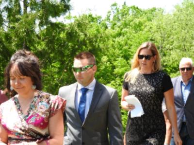 Teachers : Sarah Earley, Ryan Stewart, Sasha Reeve;  VP   (UGDSB) : Steve McGill