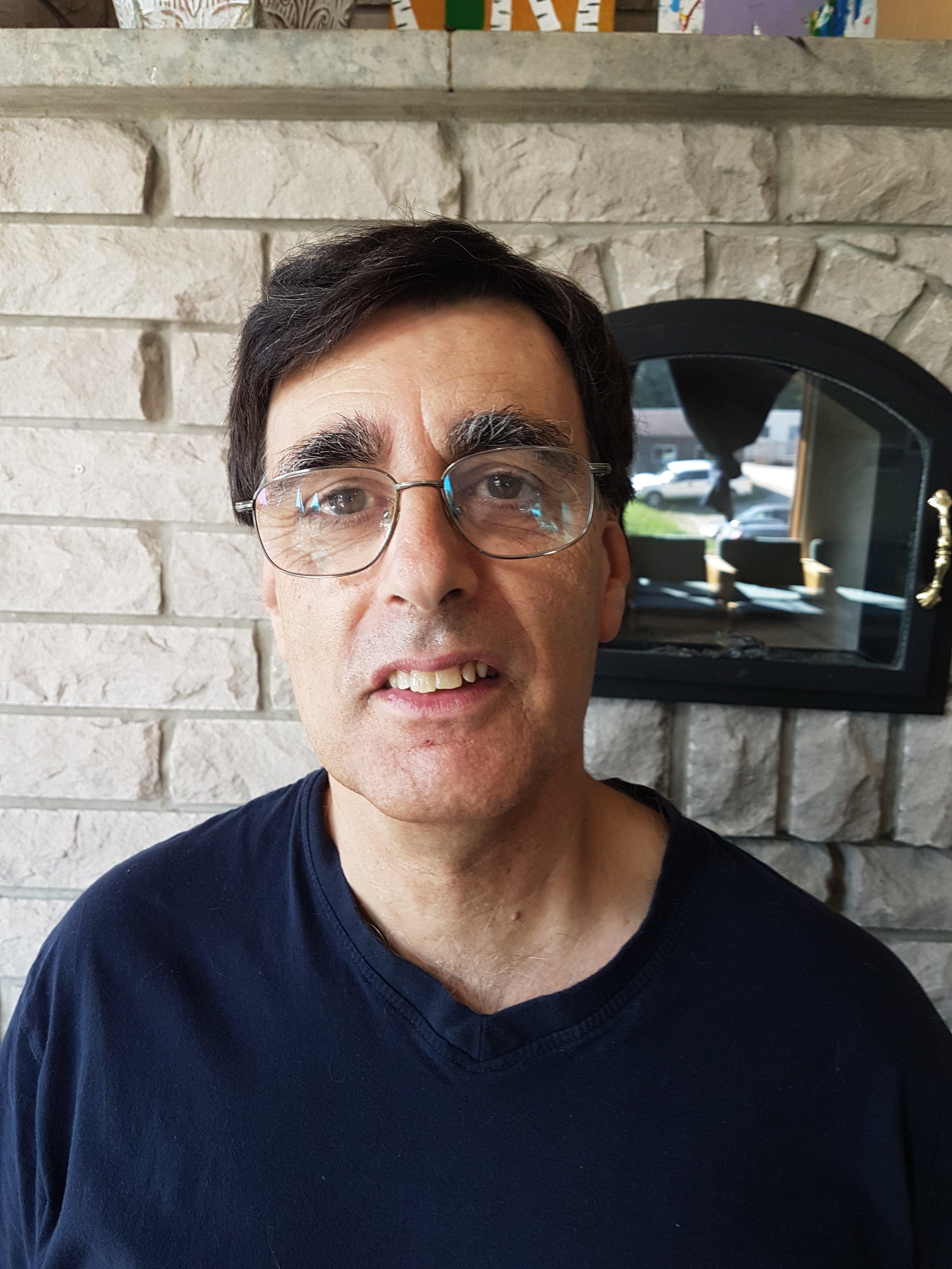PAUL CARDELLA, CUSTODIAN/MAINTENANCE