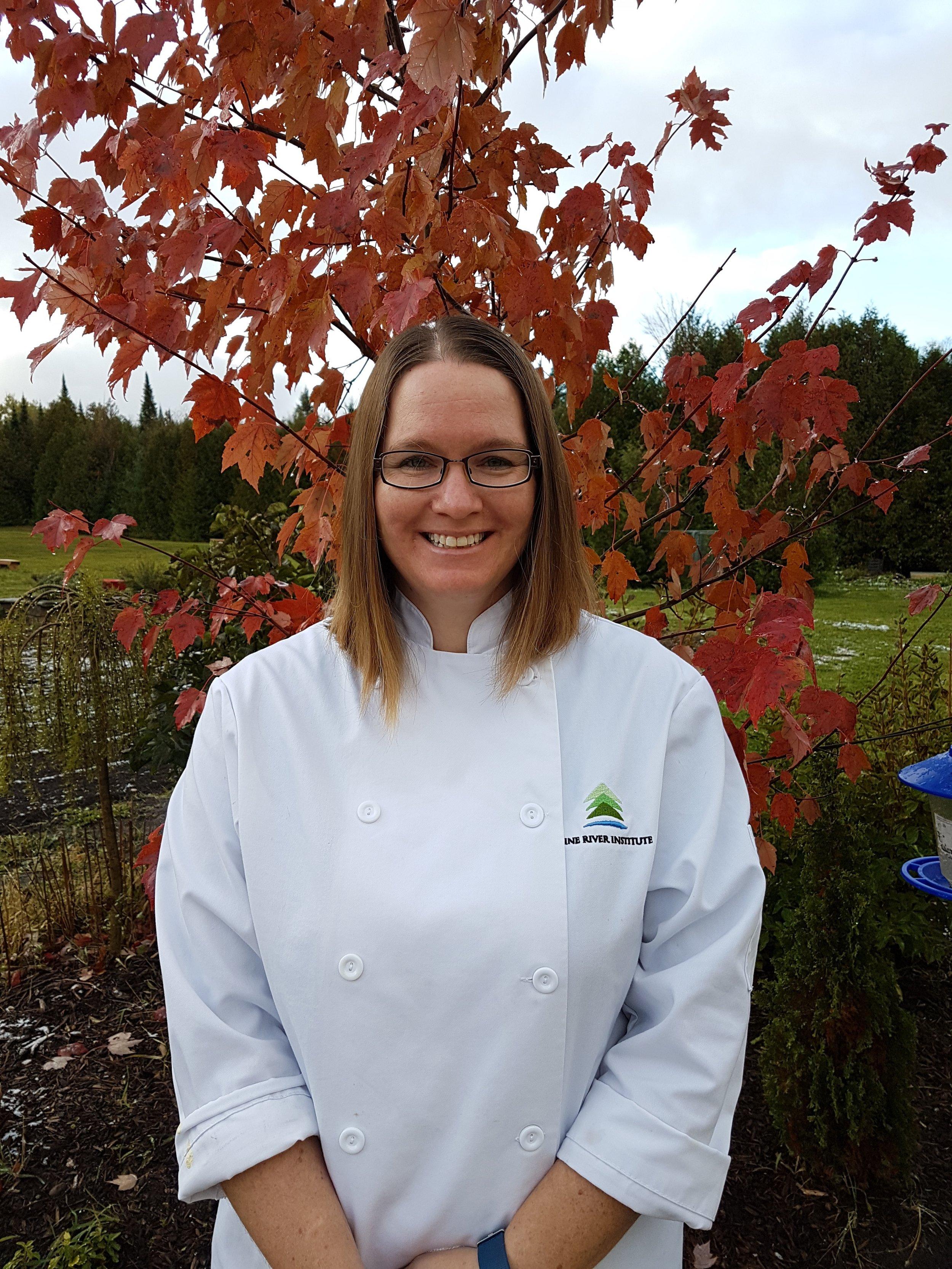 AMY NEZIREVIC, Assistant Kitchen Manager