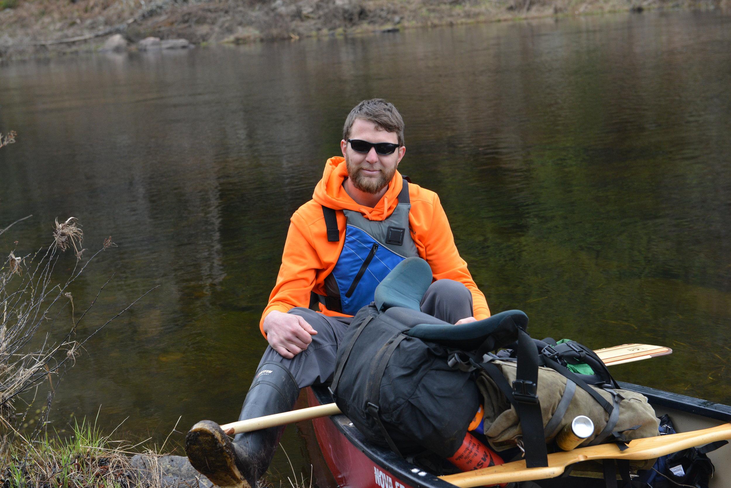 JEFF DE VISSER, Wilderness Coordinator