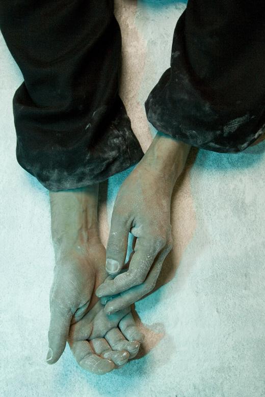 illustrating the hands ofMichelangelo di Lodovico Buonarroti Simoni