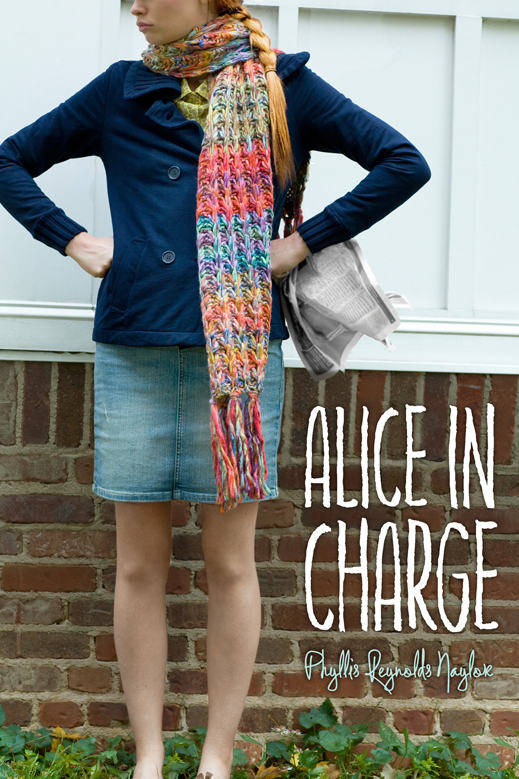 Alice in Charge, an Alice series book by Phyllis Reynolds Naylor
