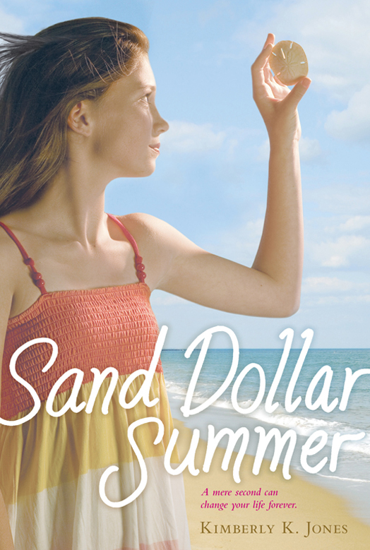 Sand Dollar Summer, a novel by Kimberly K. Jones