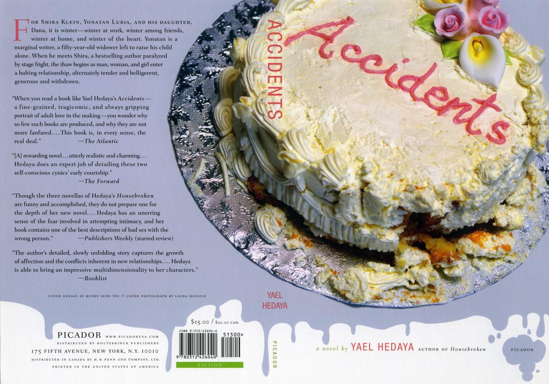 Accidents, a Novel by Yael Hedaya