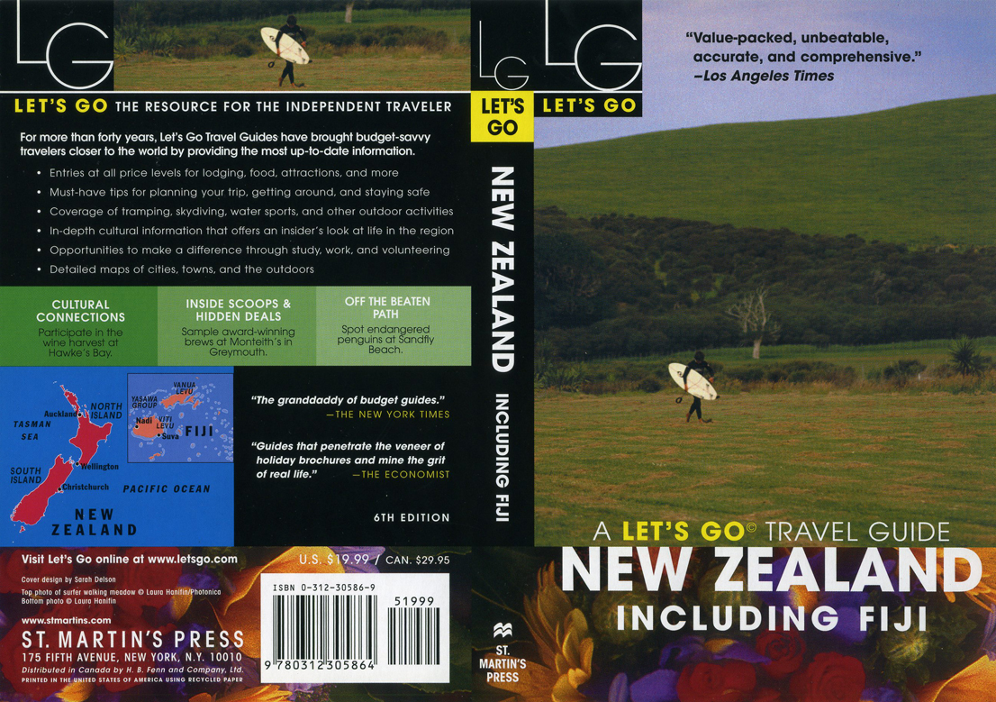 Let's Go New Zealand