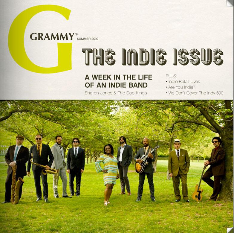 Grammy, the Indie Issue