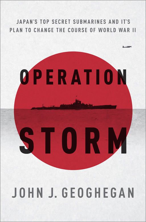 Operation Storm by John J. Geoghegan