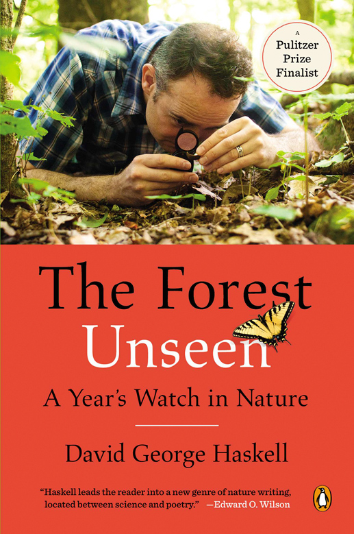 The Forest Unseen, A Year's Watch in Nature by David George Haskell