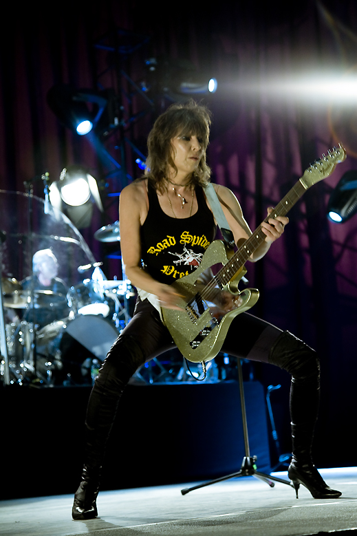 Chrissie Hynde,The Pretenders