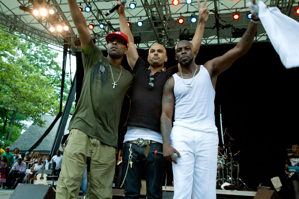 Ginuwine,Chico DeBarge, Joe