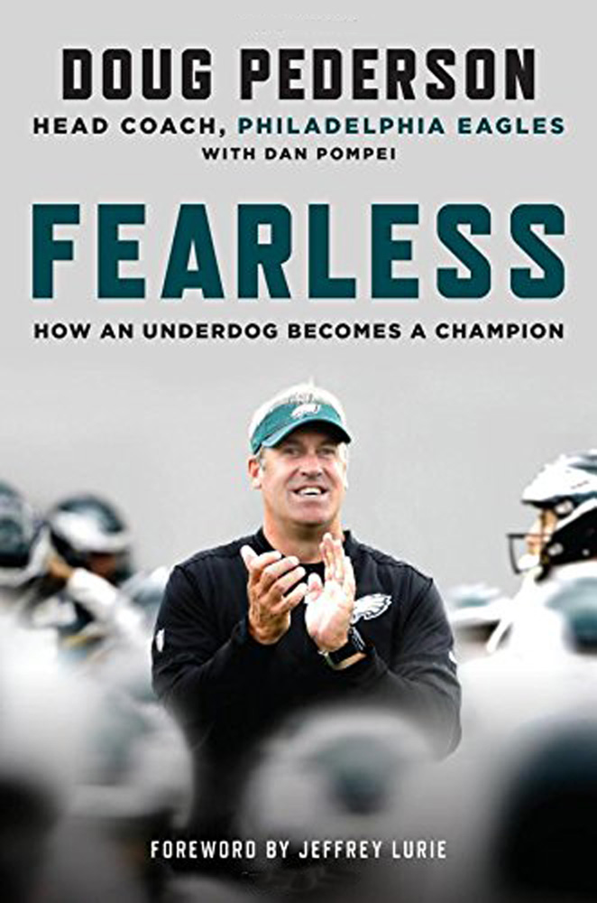 Fearless, How an Underdog Becomes a Champion by Doug Peterson