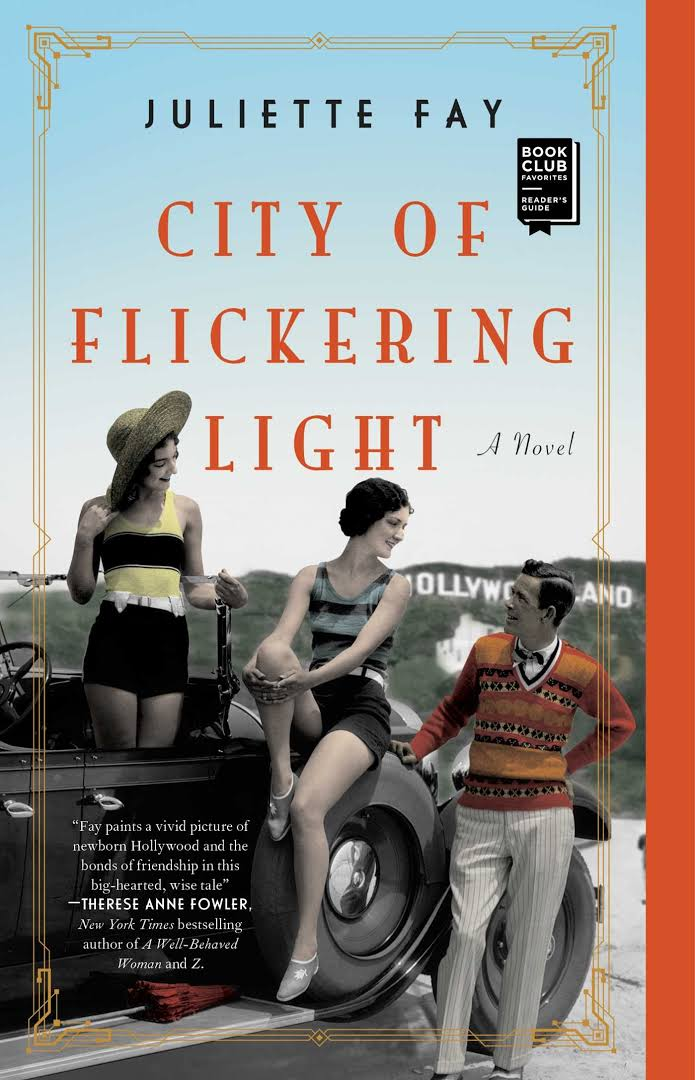 City of Flickering Lights by Juliette Fay
