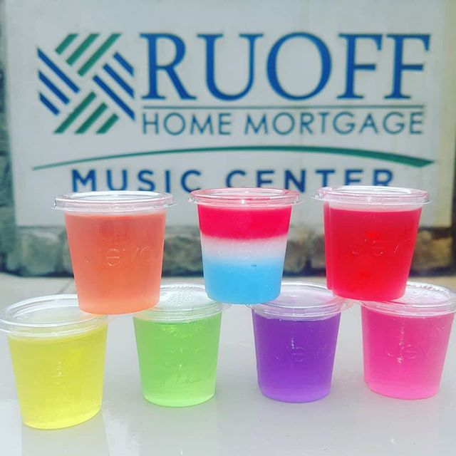 Indianapolis @kidrock fans, prepare for SEVEN flavors of Jevo shots tonight at @ruoffmusicenter.