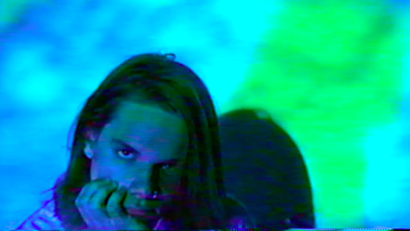 """Still from the video for """"Queen"""" by Argus - art direction by Kari Leigh Ames"""