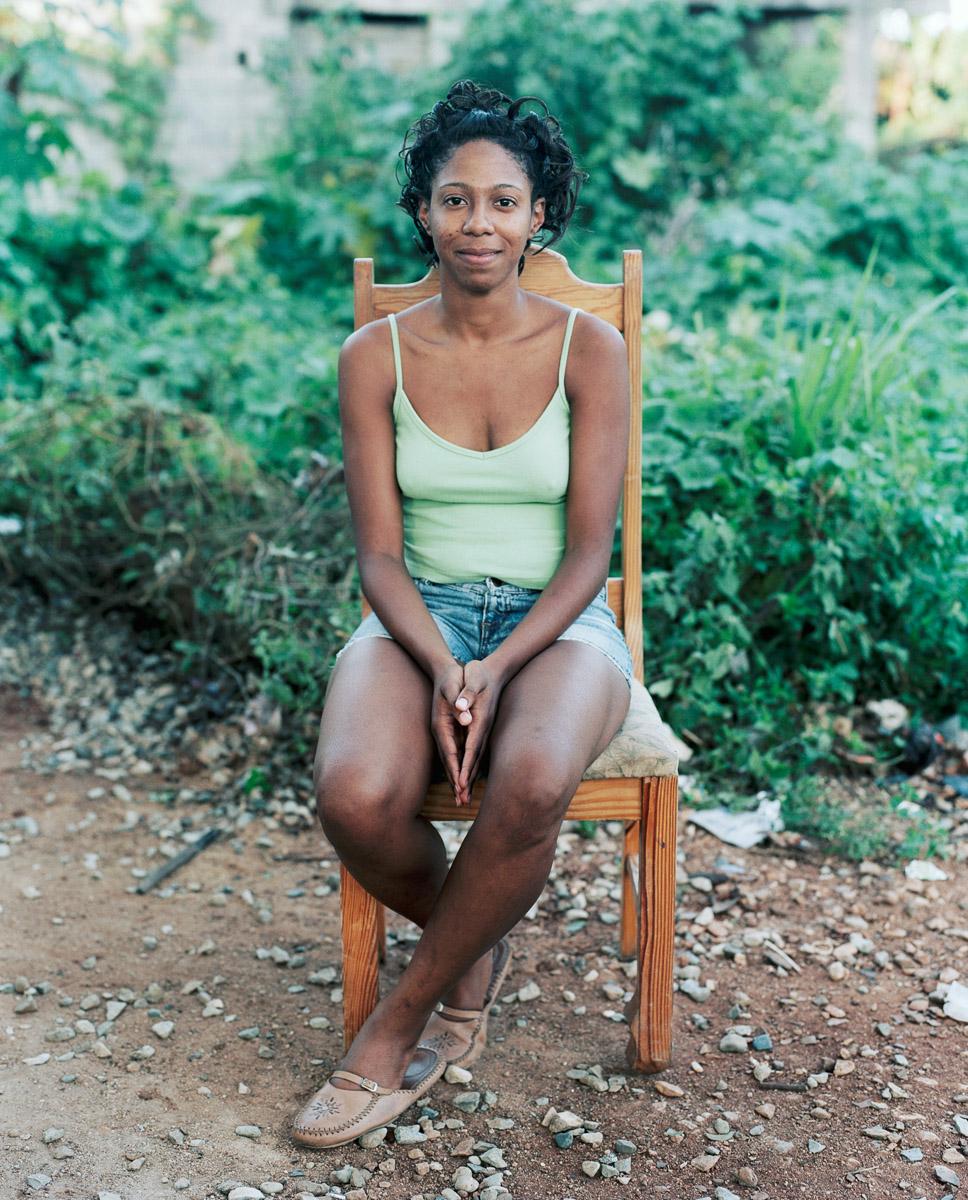 Maria Mercedes Benitez, 2006. Mendoza, Santo Domingo, R.D.